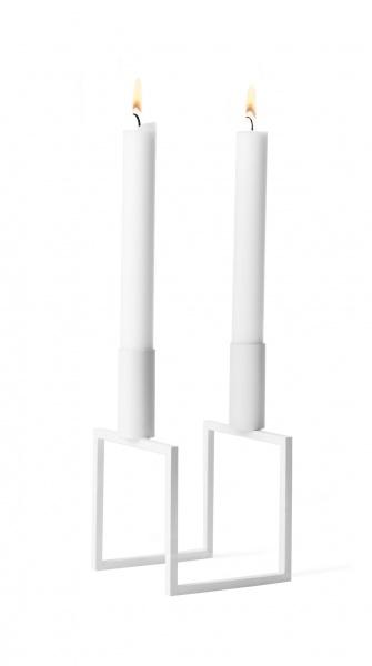 Fasjonable By Lassen Line Hvit lysestake - Mitt Hjem As US-42