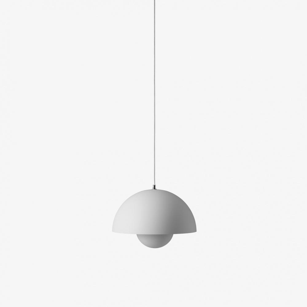 Afholte &tradition Flowerpot VP1 pendel taklampe Matt grå - Mitt Hjem As MU-95