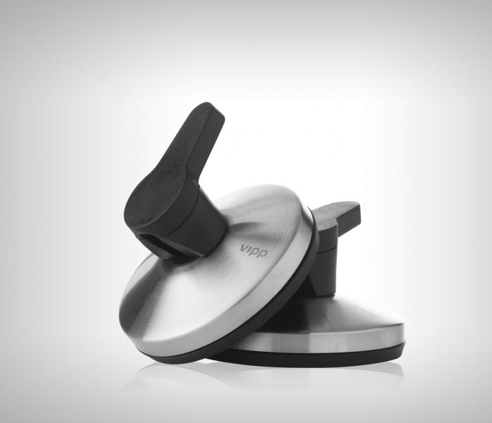 Moderne Vipp 12 Suction Hook x2 knagger med sugekopp - Mitt Hjem As UC-76