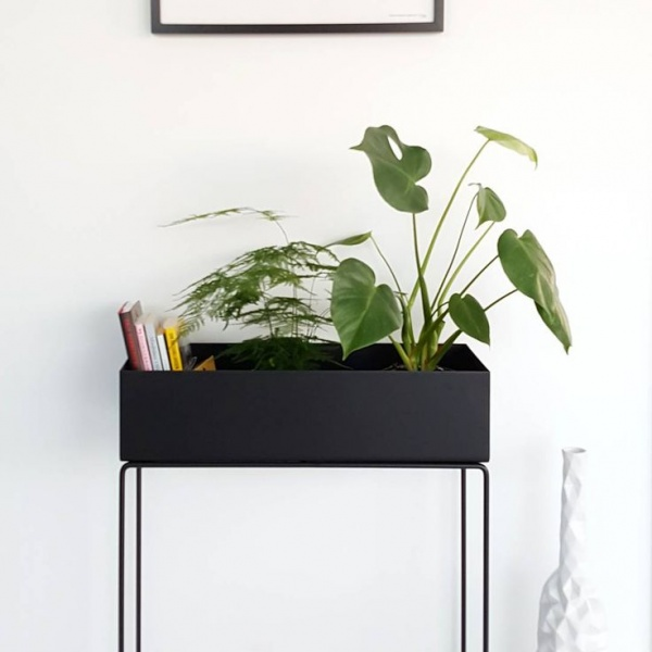 ferm living plant box mitt hjem as. Black Bedroom Furniture Sets. Home Design Ideas